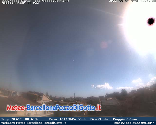 Webcam Meteo Barcellona P.G.